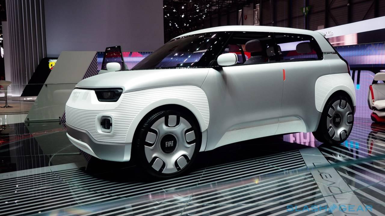 Fiat Concept Centoventi Gallery