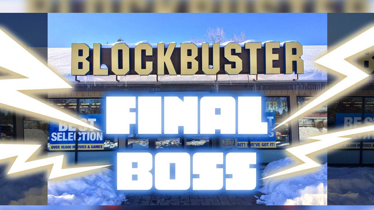 This is the last Blockbuster store on earth