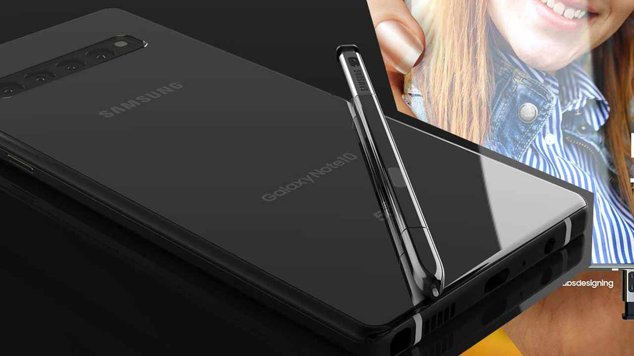 Galaxy Note 10 might not need a front camera