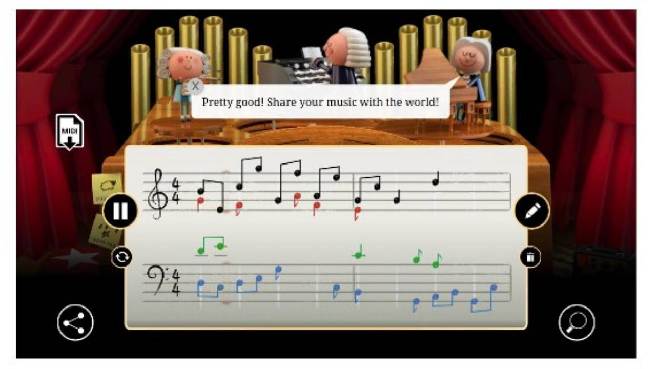 Google Doodle Bach tribute is its first ever AI experience