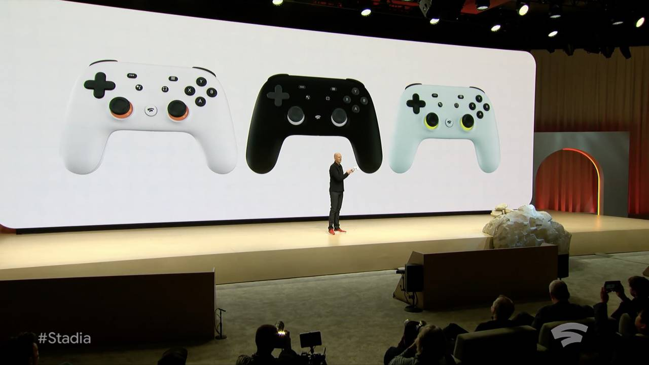 Google Stadia gets its very own WiFi-connected controller