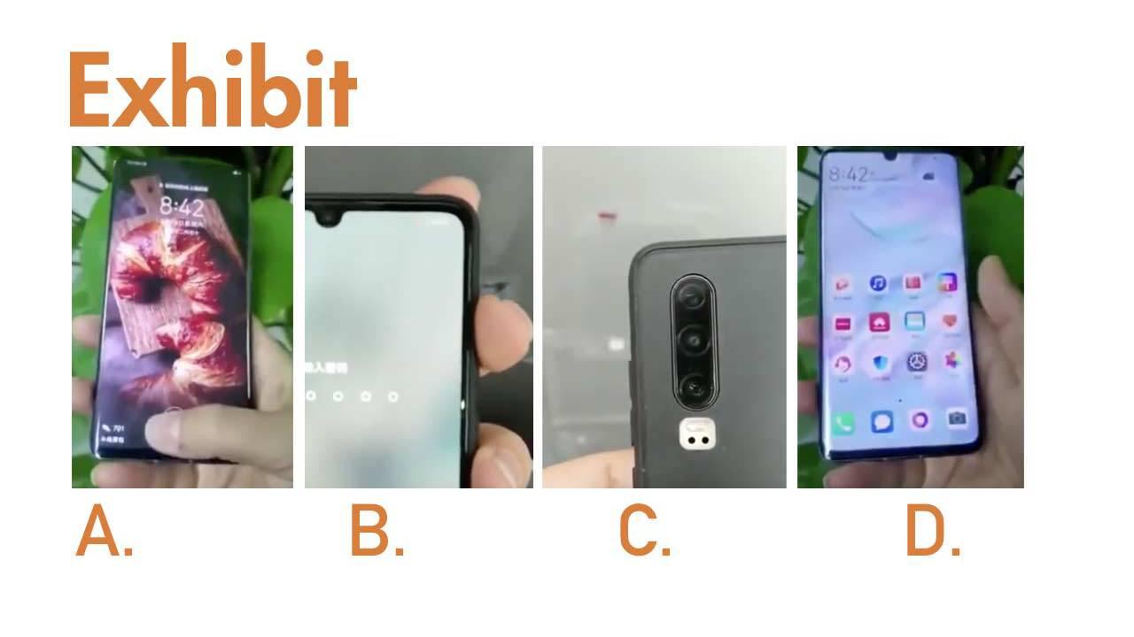 Huawei P30 Pro sneaky videos leak, release dates in tow