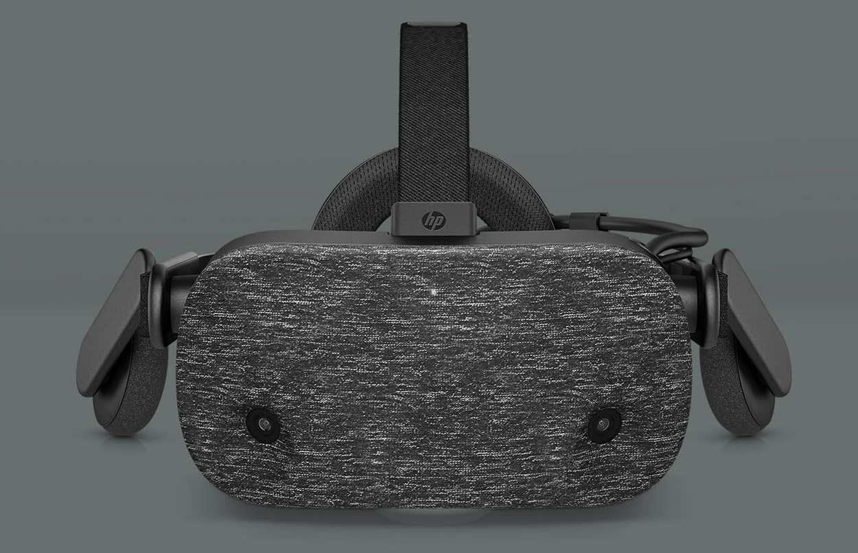 HP Reverb VR Headset might've hit the sweet spot - SlashGear