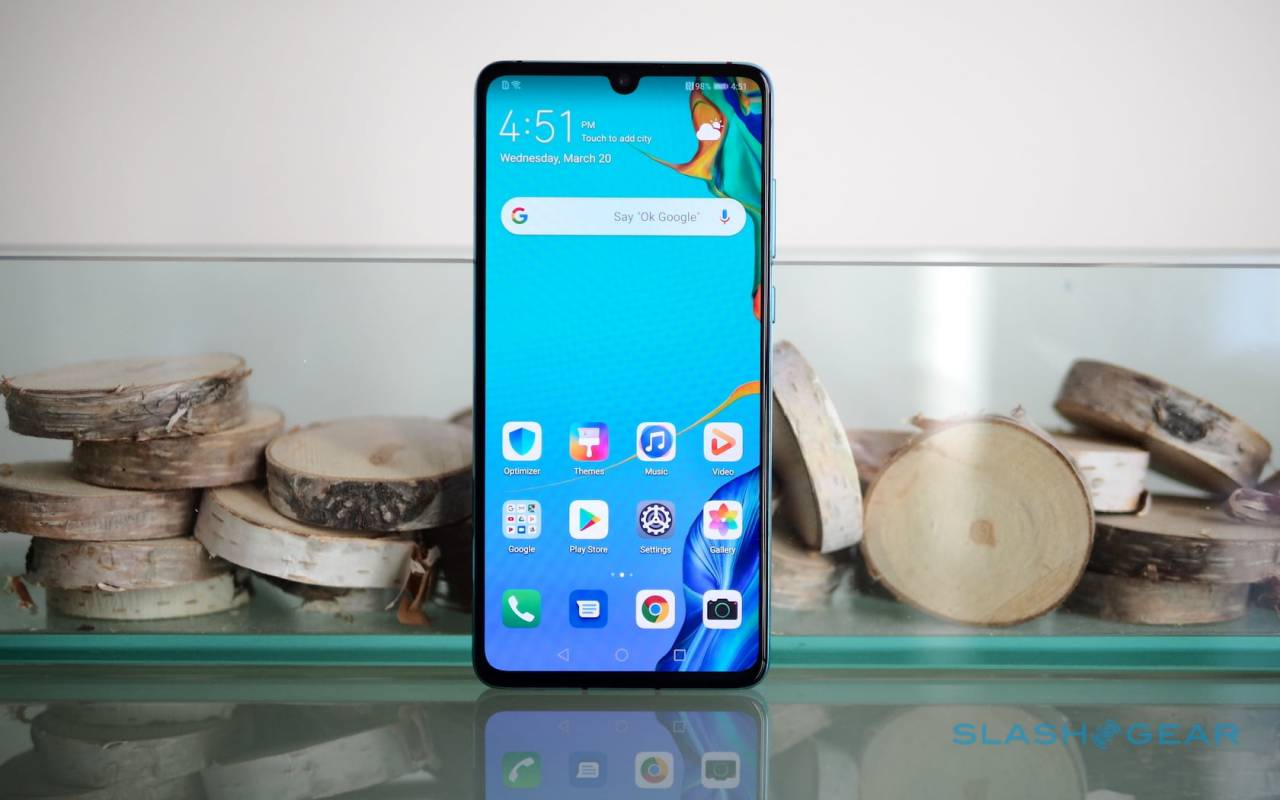 Huawei P30 Pro first look: 2019's quad-camera heavyweight - SlashGear