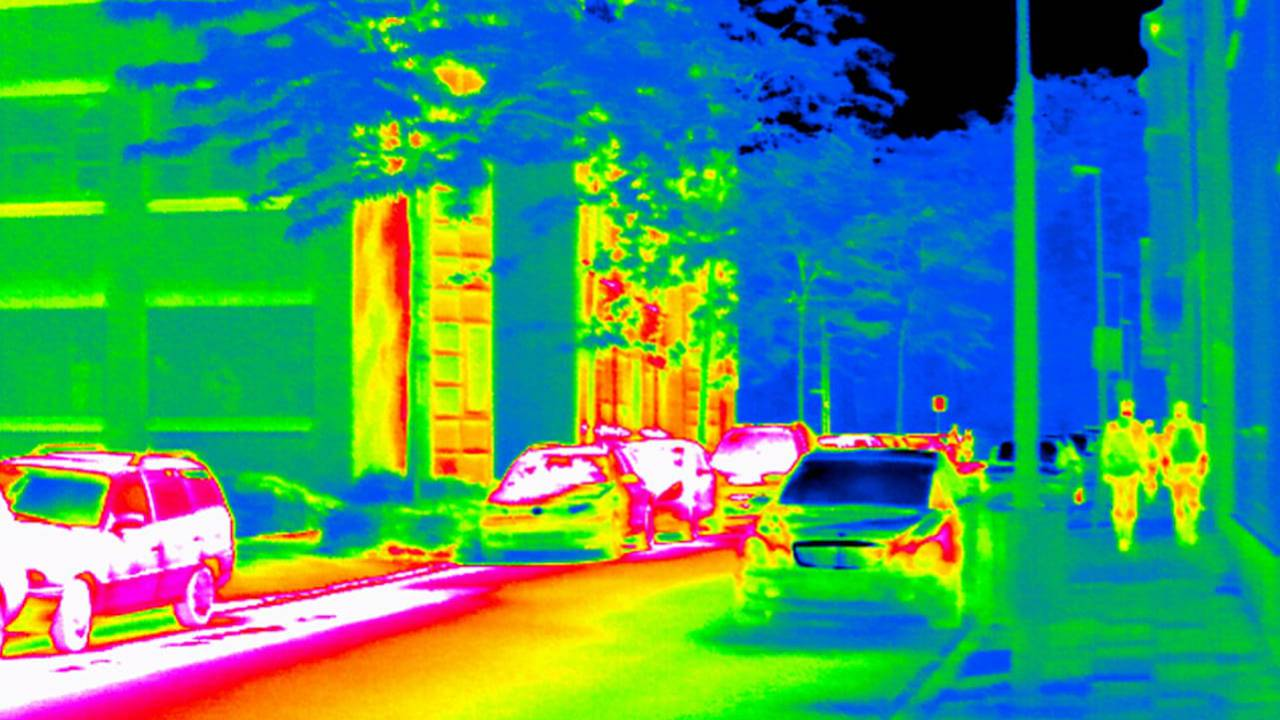 New research shows promise for affordable infrared cameras