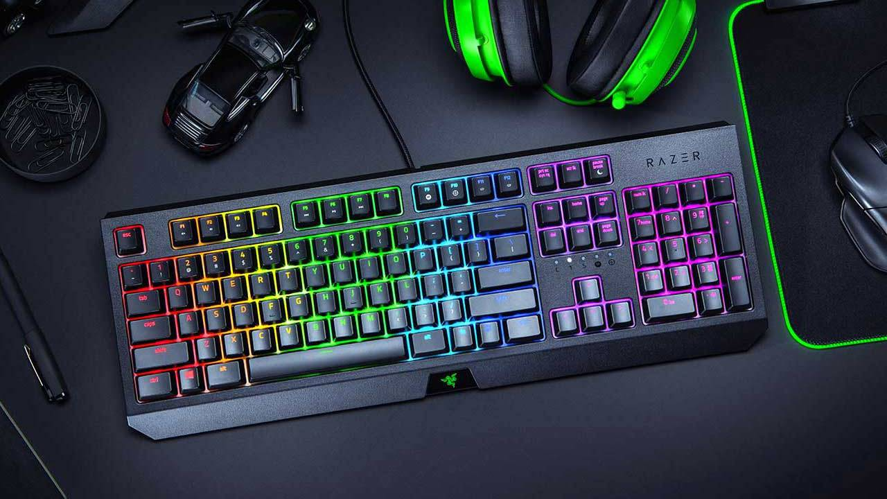Razer BlackWidow 2019 leads gaming peripheral price cut pack