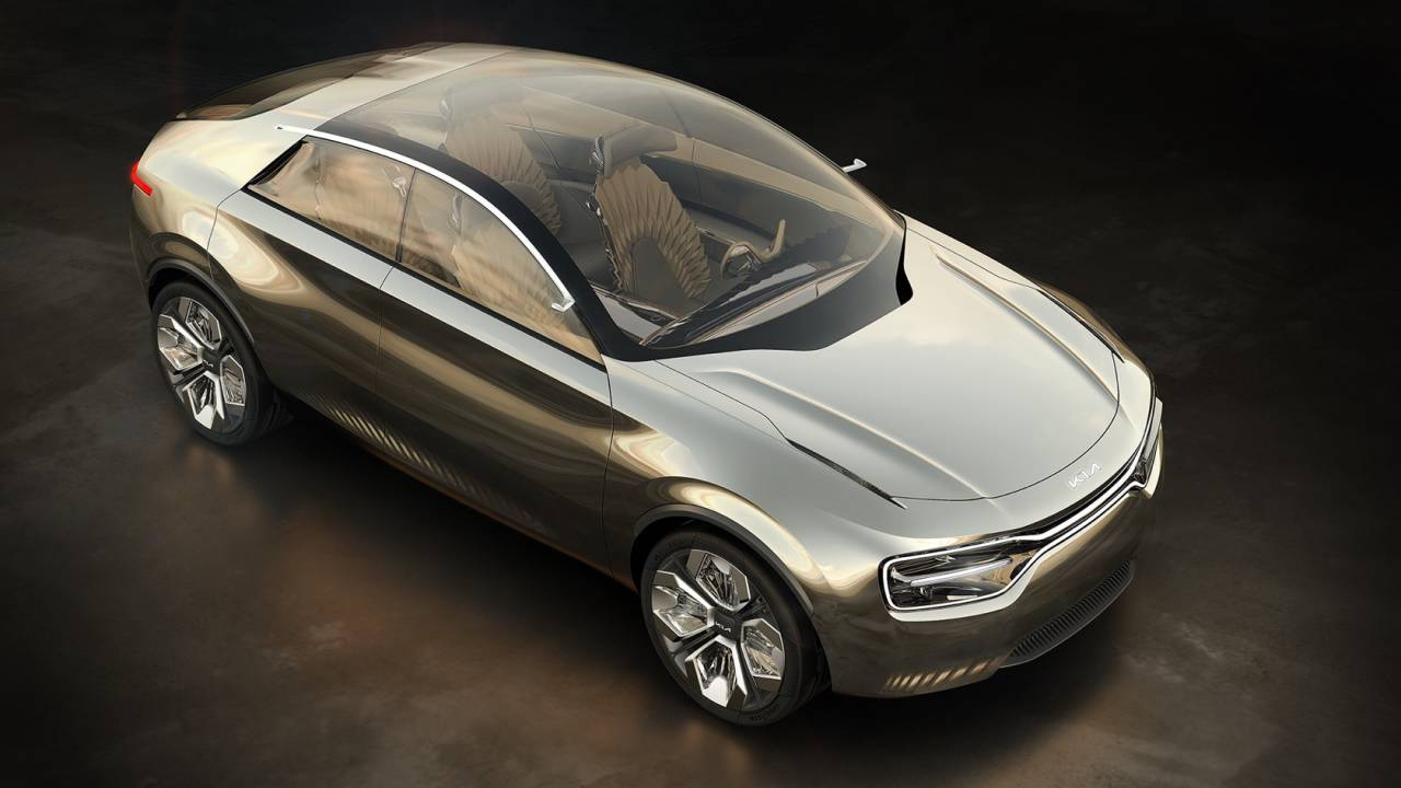 Imagine by Kia concept EV straddles segments and splits opinion