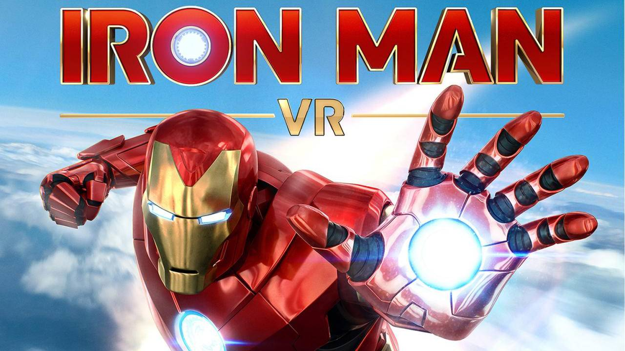 Iron Man VR flies into PlayStation VR exclusivity SlashGear