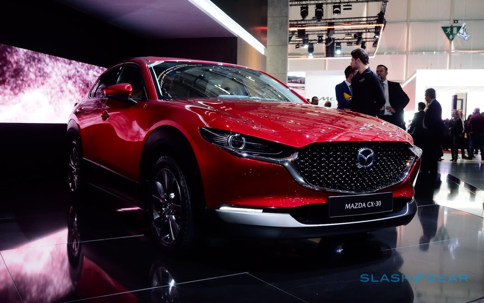 Mazda Cx 3 >> The Mazda CX-30 makes perfect sense (apart from the name) - SlashGear