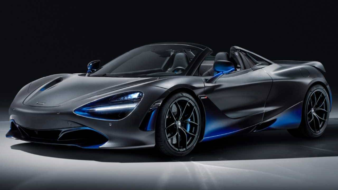 McLaren's epic 720S Spider gets MSO makeover