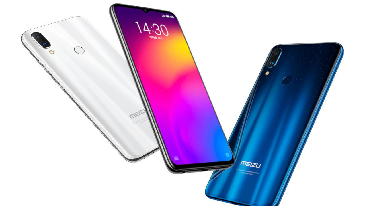 Meizu Note 9 mixes 48 MP camera with mid-range Snapdragon 675