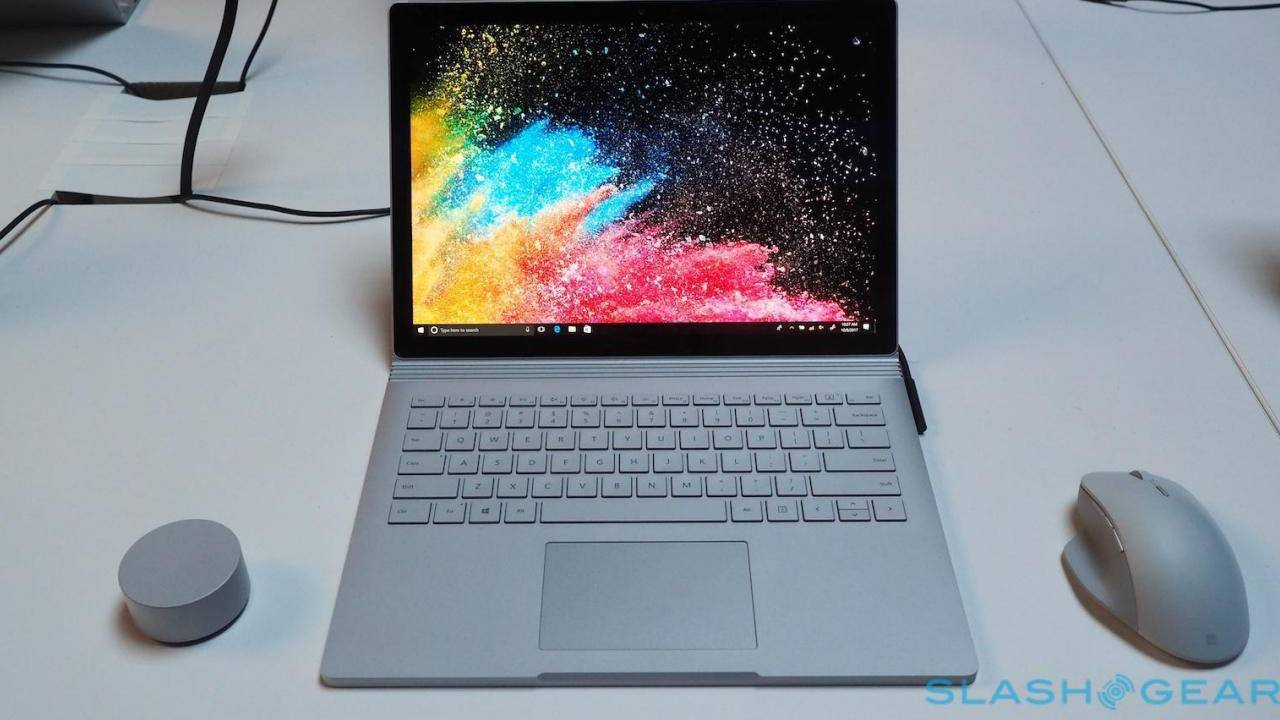Entry-level Surface Book 2 to get a quad-core refresh