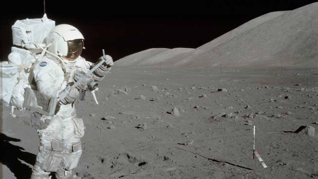 NASA chooses teams that will study decades-old moon samples