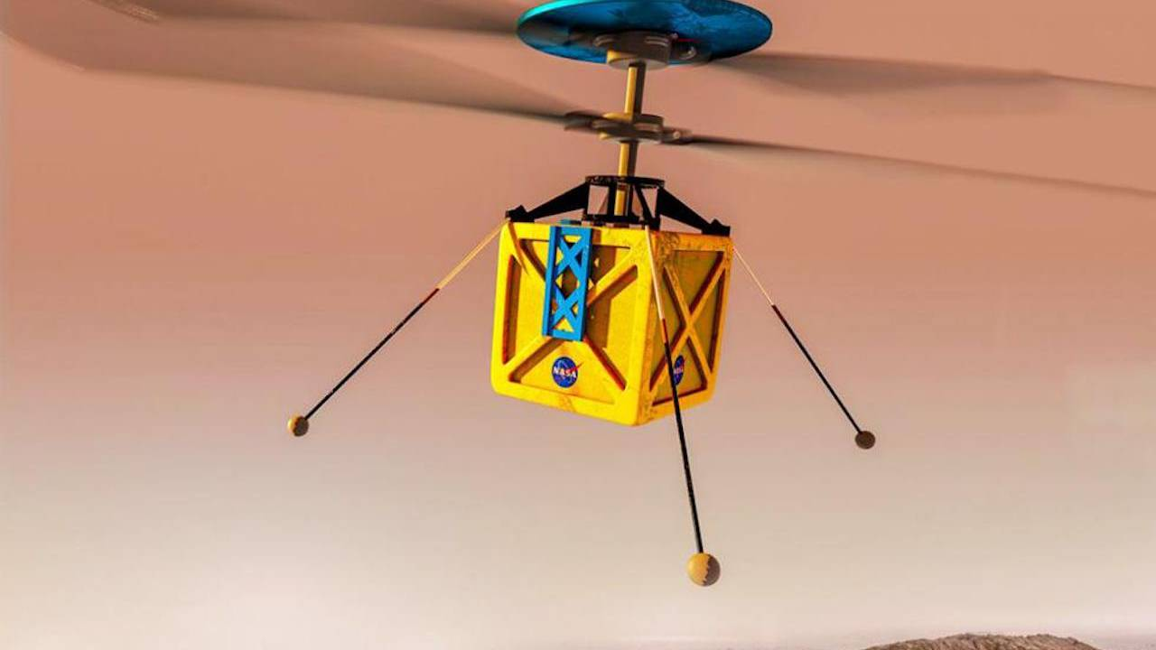 NASA Mars Helicopter prepares for flight – and UAVs on Earth could benefit