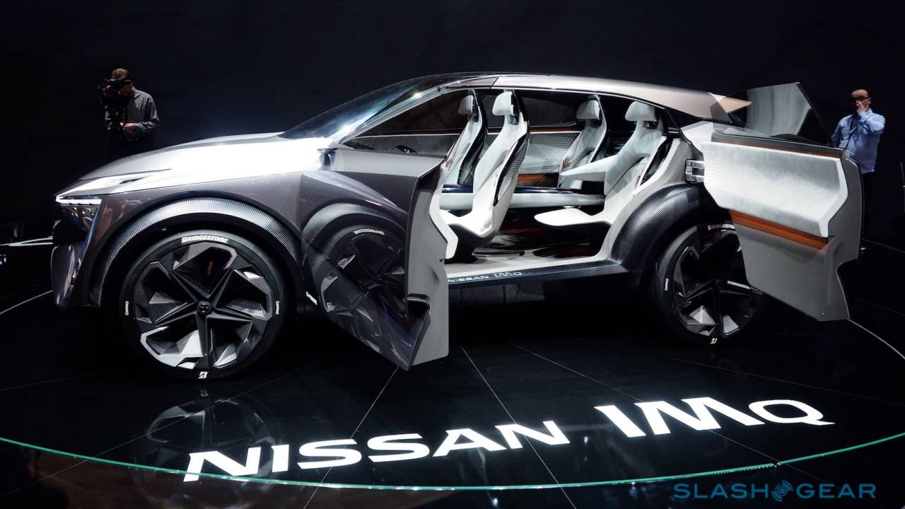Nissan's IMQ crossover concept makes some big promises