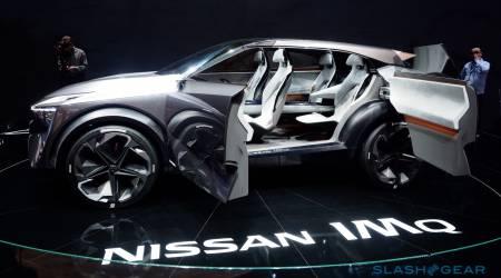 Nissan IMQ Concept Gallery