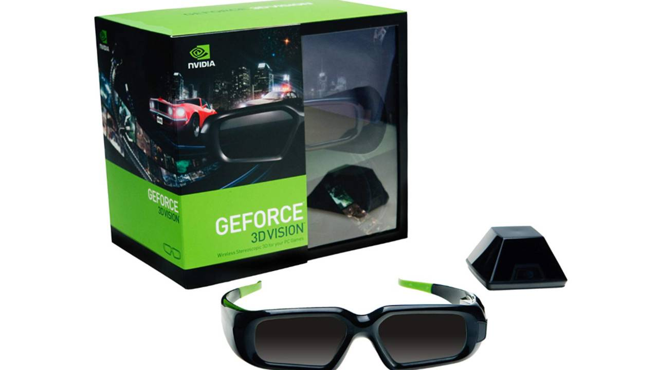 NVIDIA quietly admits 3D glasses are ready to die