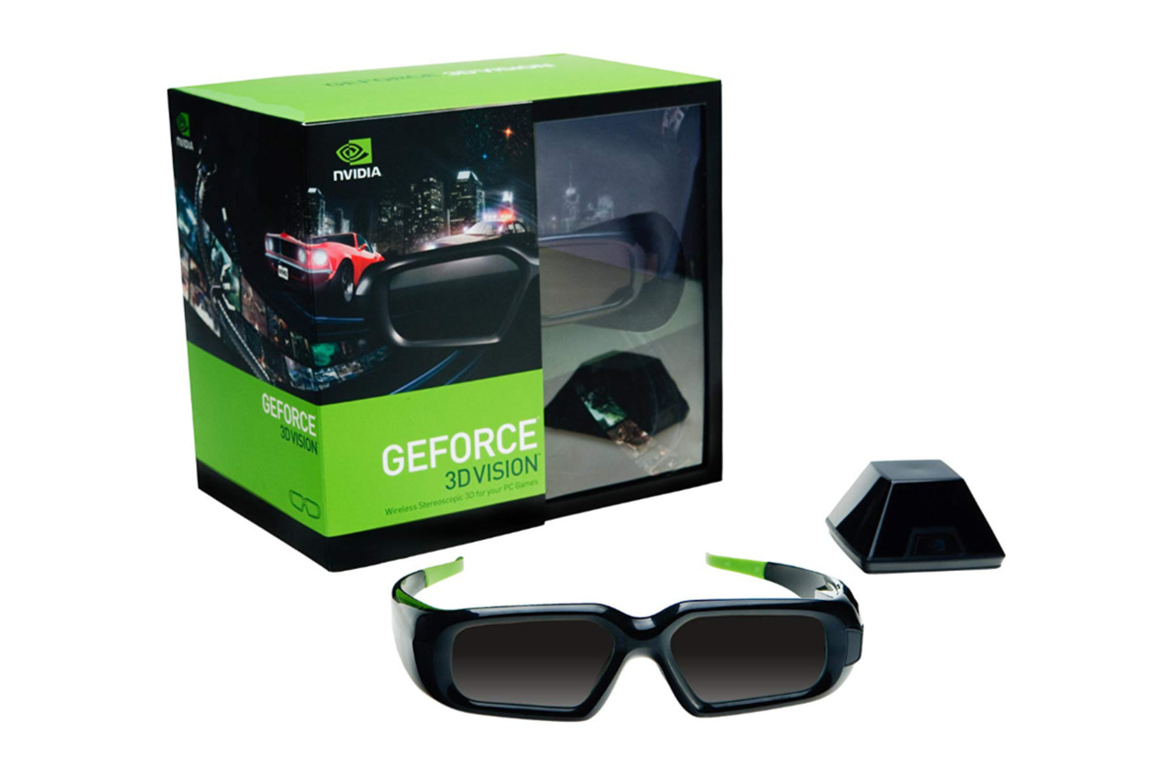 NVIDIA quietly admits 3D glasses are ready to die - SlashGear