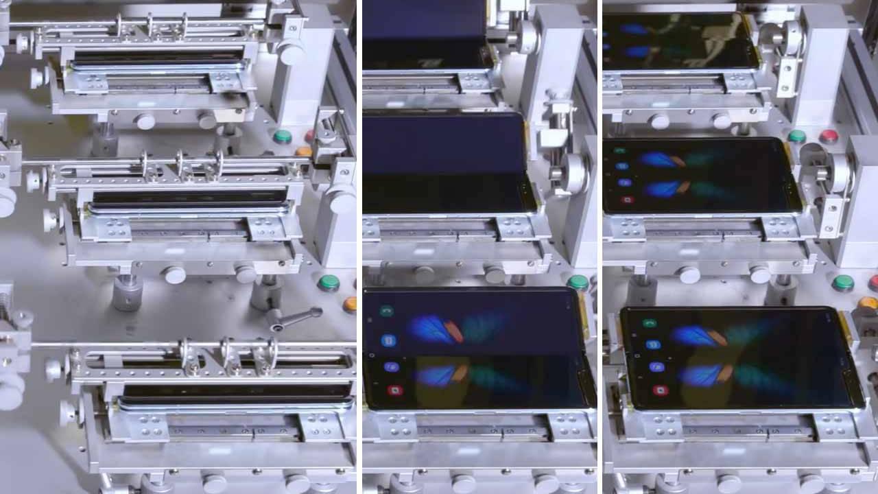 Samsung subtweets Galaxy Fold naysayers with stress test video