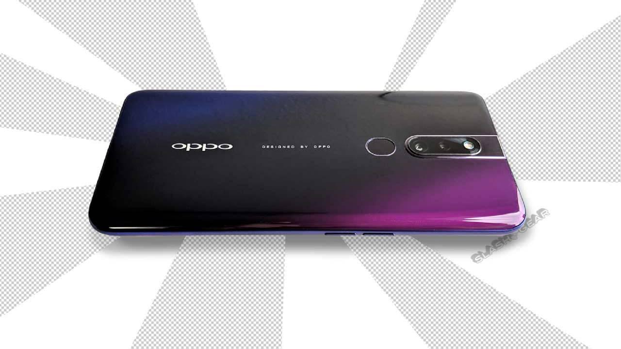 How OPPO F11 Pro kinda sorta leaked OnePlus 7