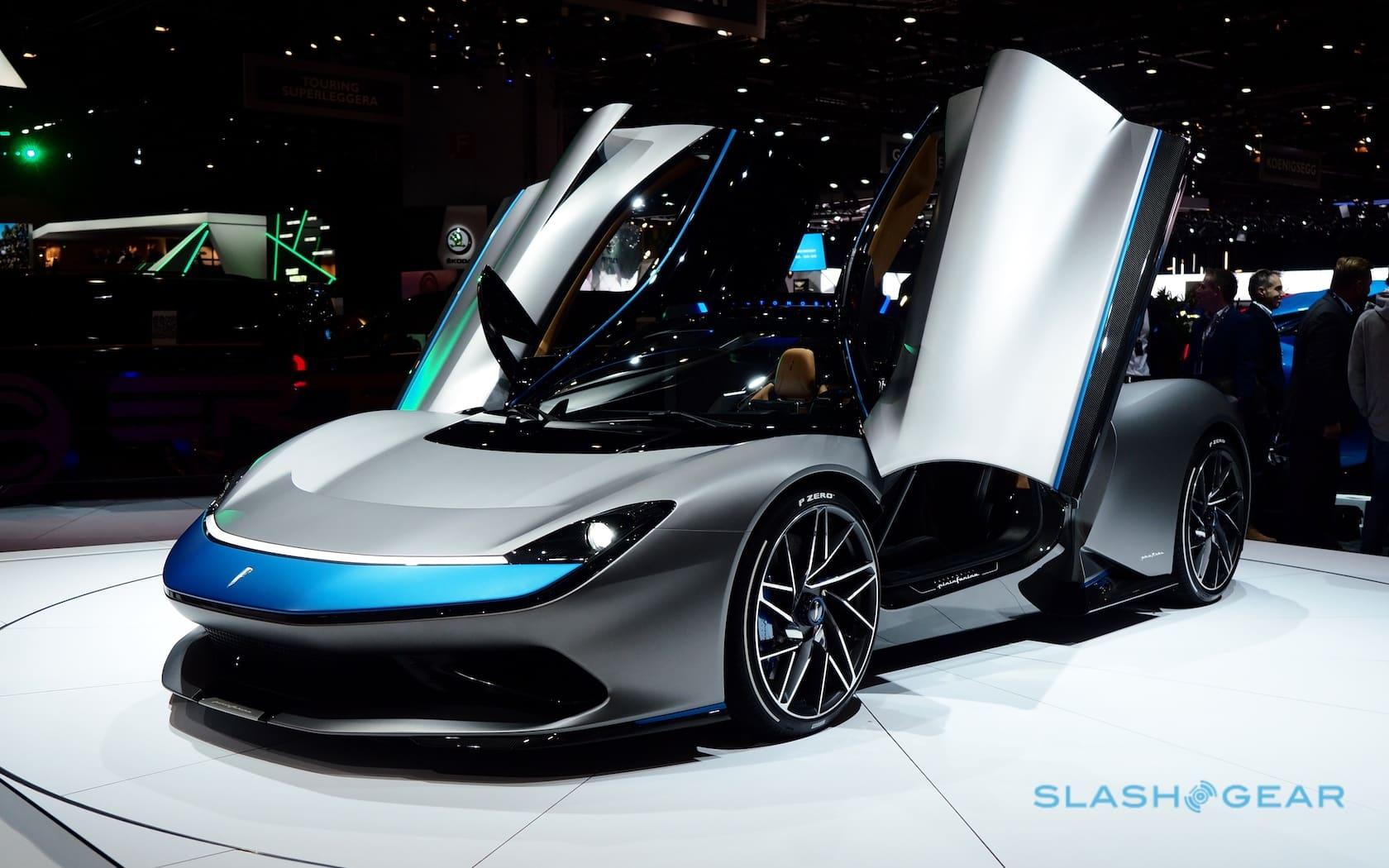 Pininfarina Battista 1 900hp Electric Hypercar Is Outrageous Slashgear