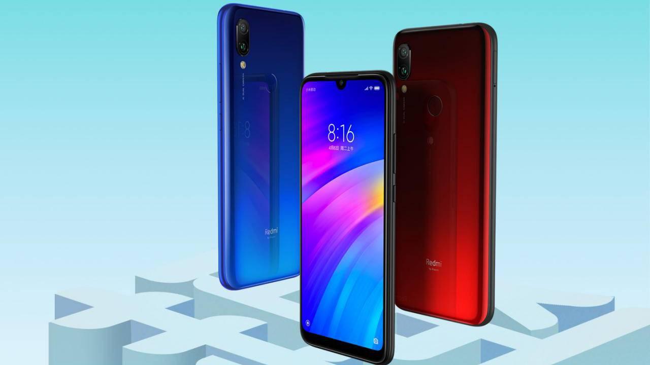 Xiaomi Redmi 7 touts long-lasting battery life