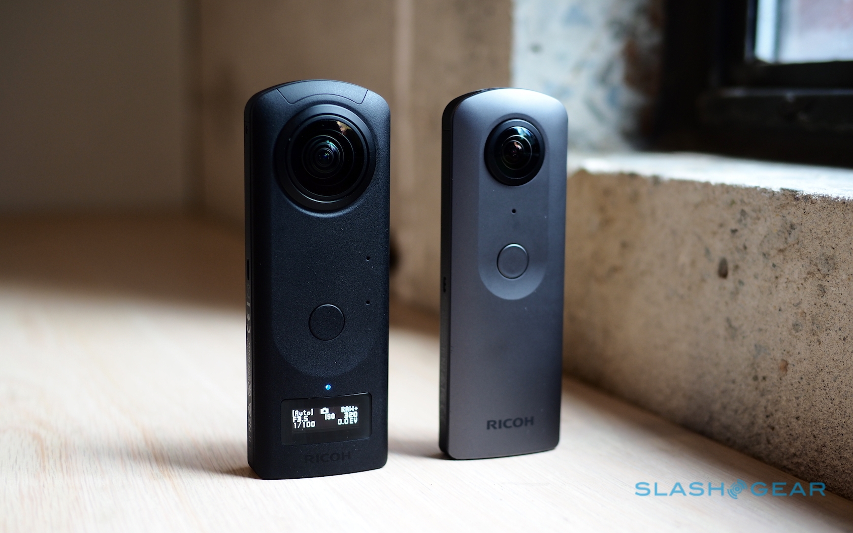 Ricoh Theta Z1 hands-on: A 360 camera with new focus - SlashGear