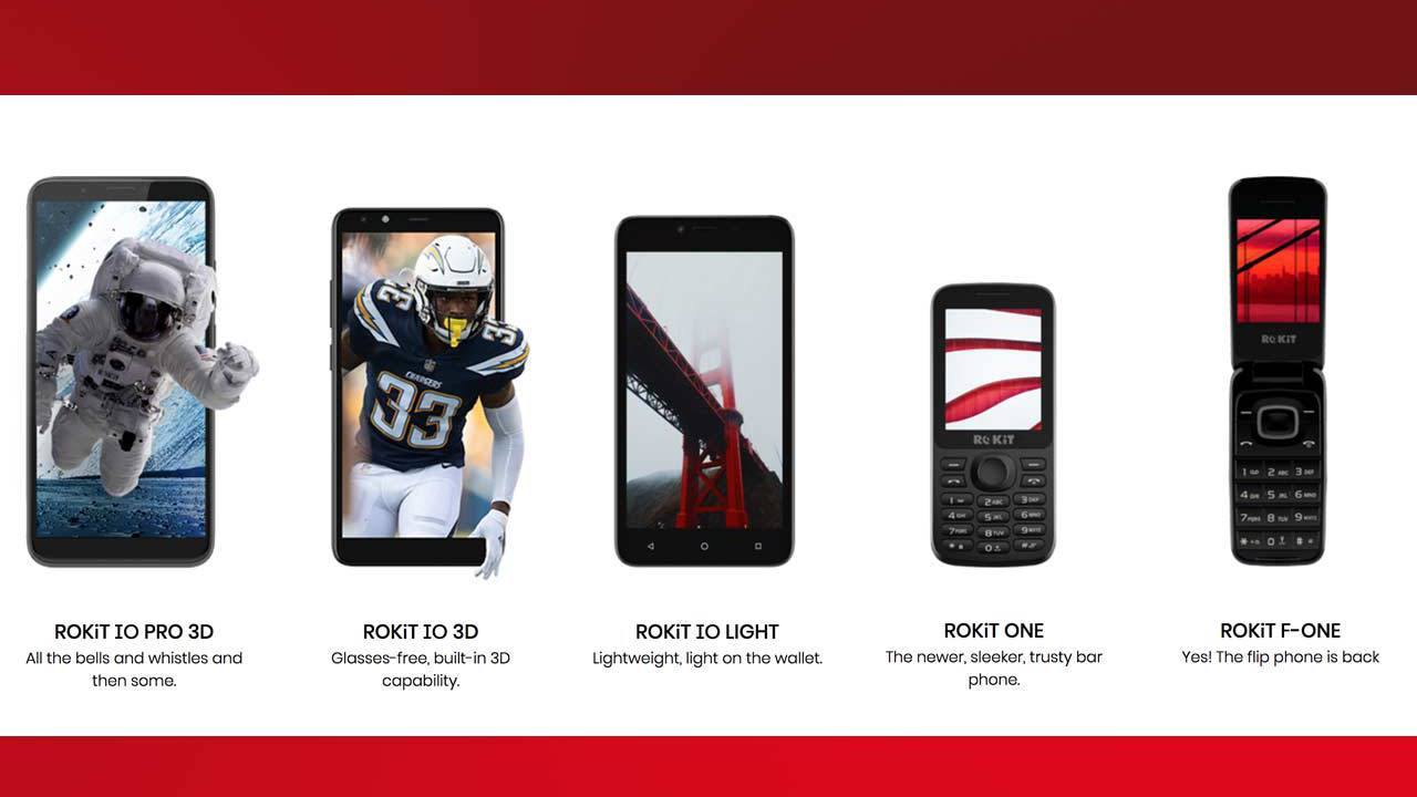 ROKiT phone launch prompts some serious side-eyes - SlashGear