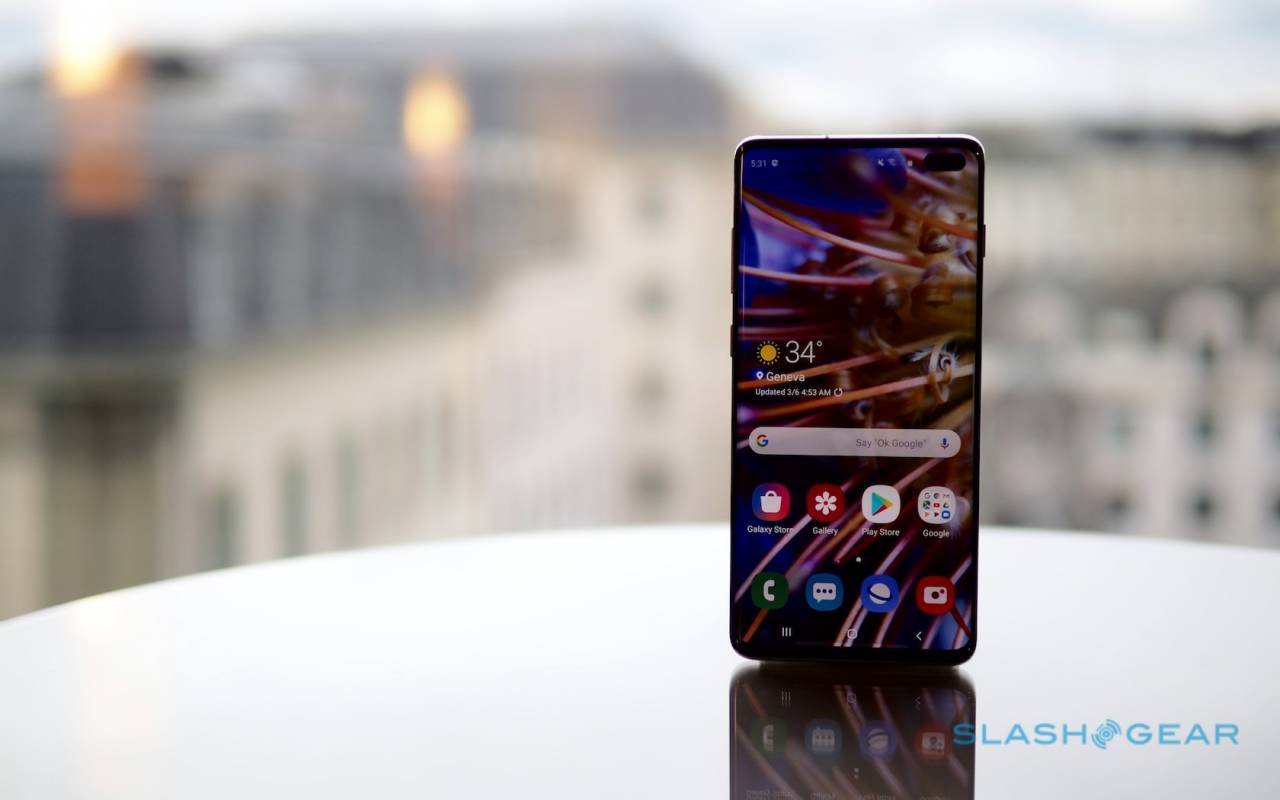 Samsung Galaxy S10 Review: We have a new king - SlashGear