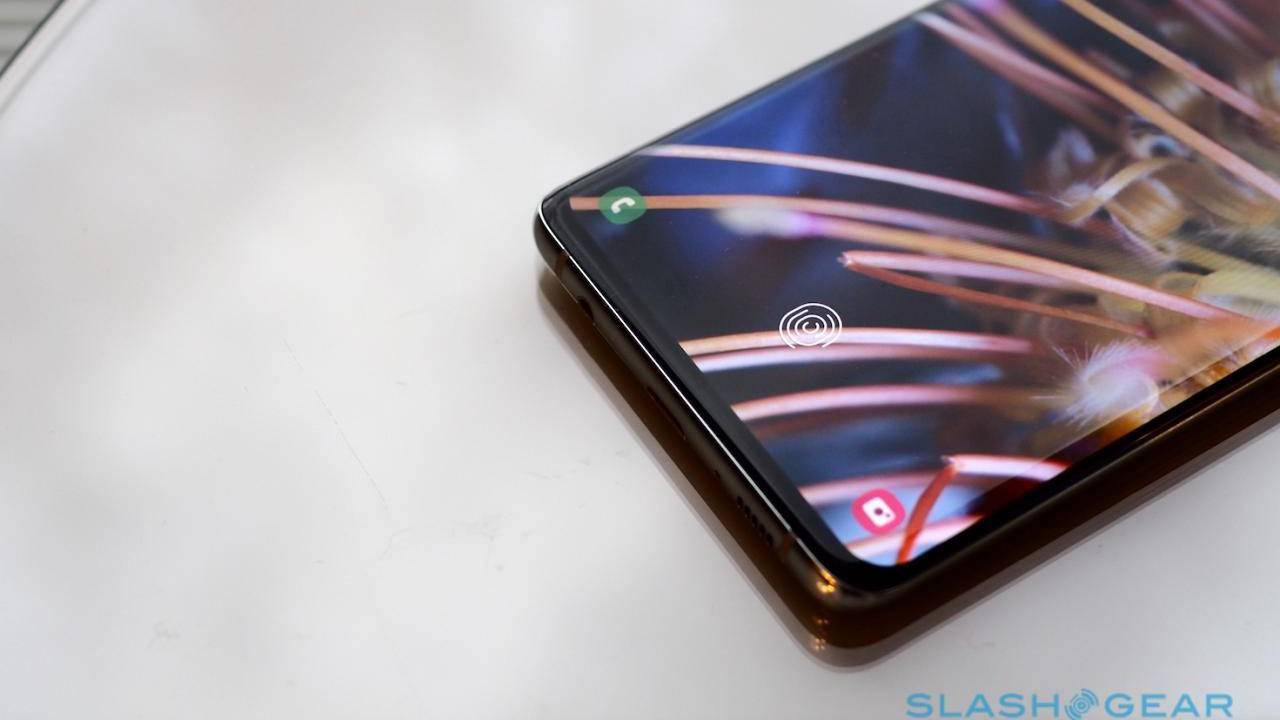 Galaxy S10 ultrasonic fingerprint scanner to get software fixes