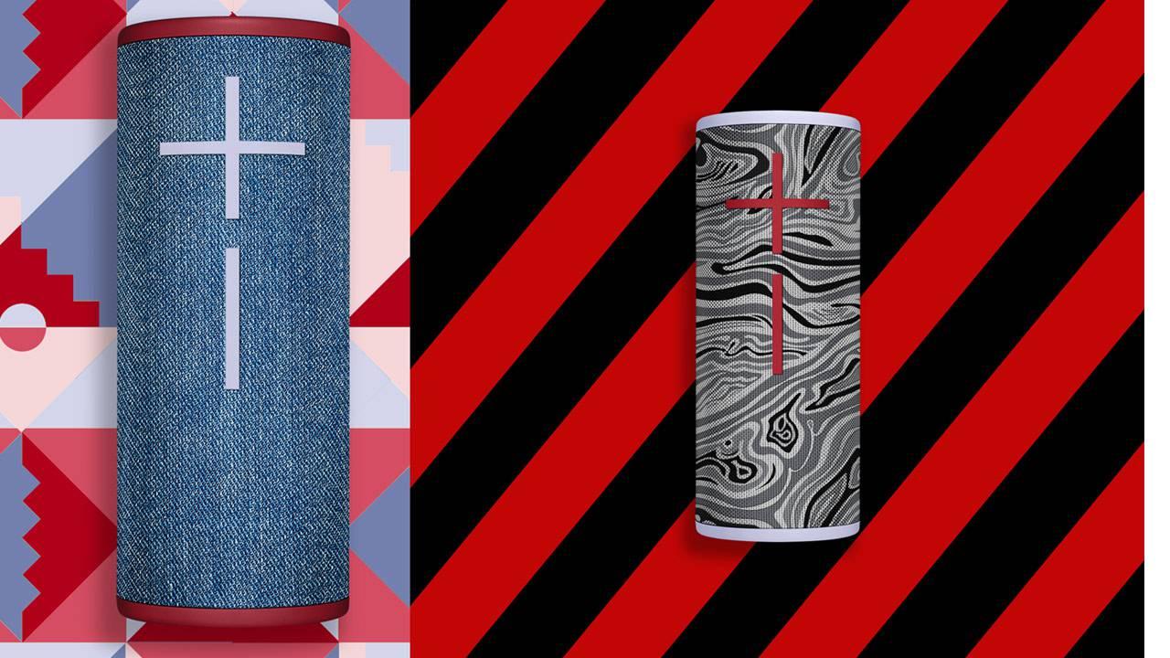 Ultimate Ears myBOOM 3 custom color speakers detailed for release