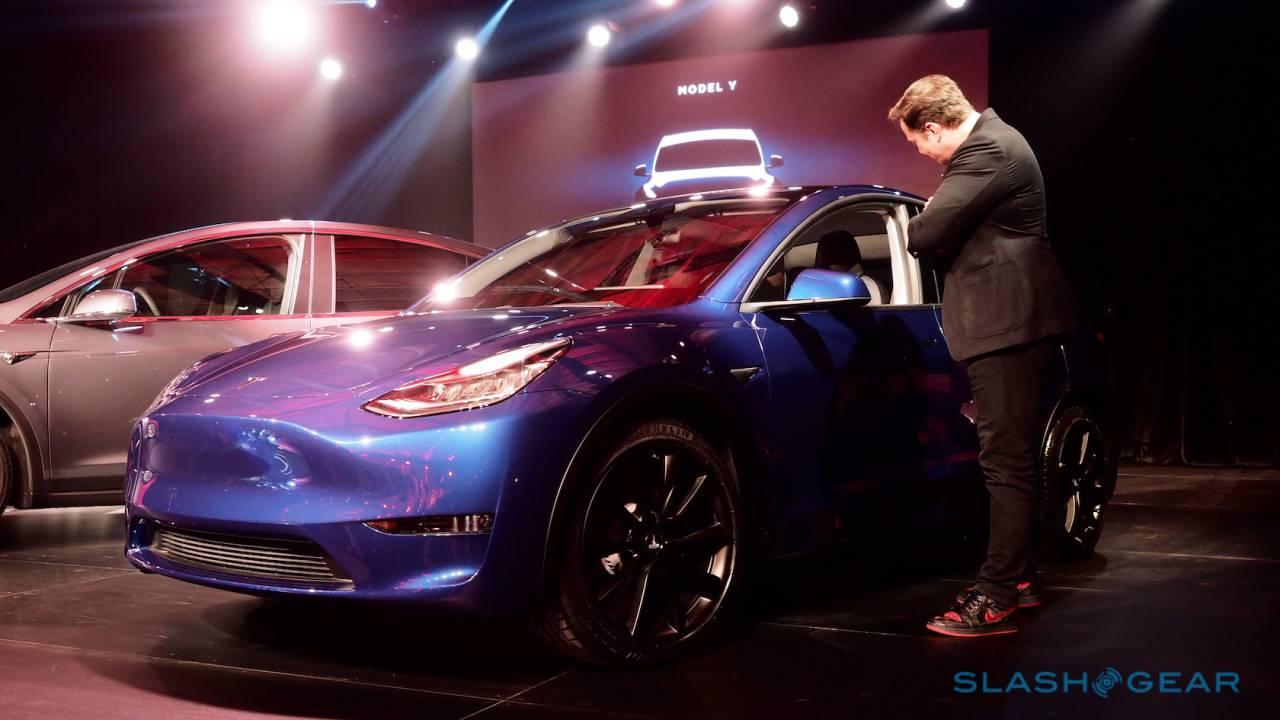 Tesla Model Y Gallery