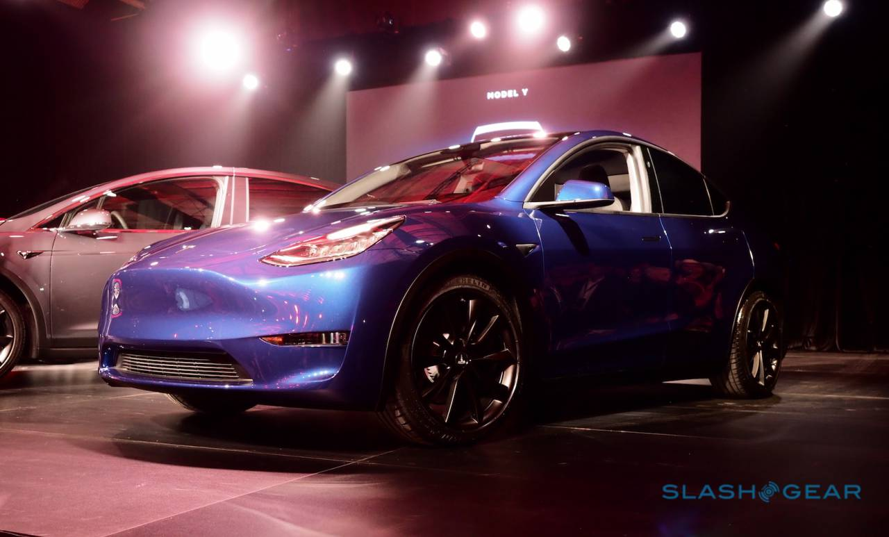 Tesla Model Y first ride: The new and the familiar - SlashGear