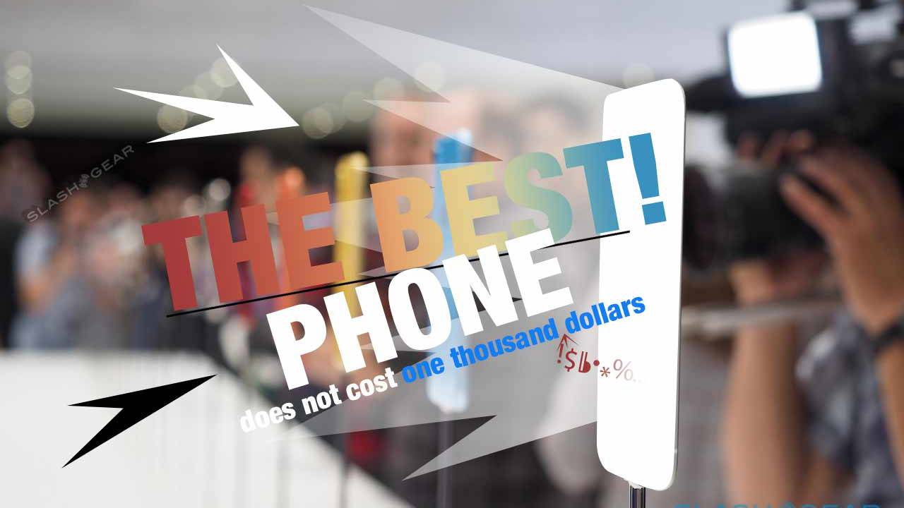 """The best """"new"""" phone today isn't at Verizon"""