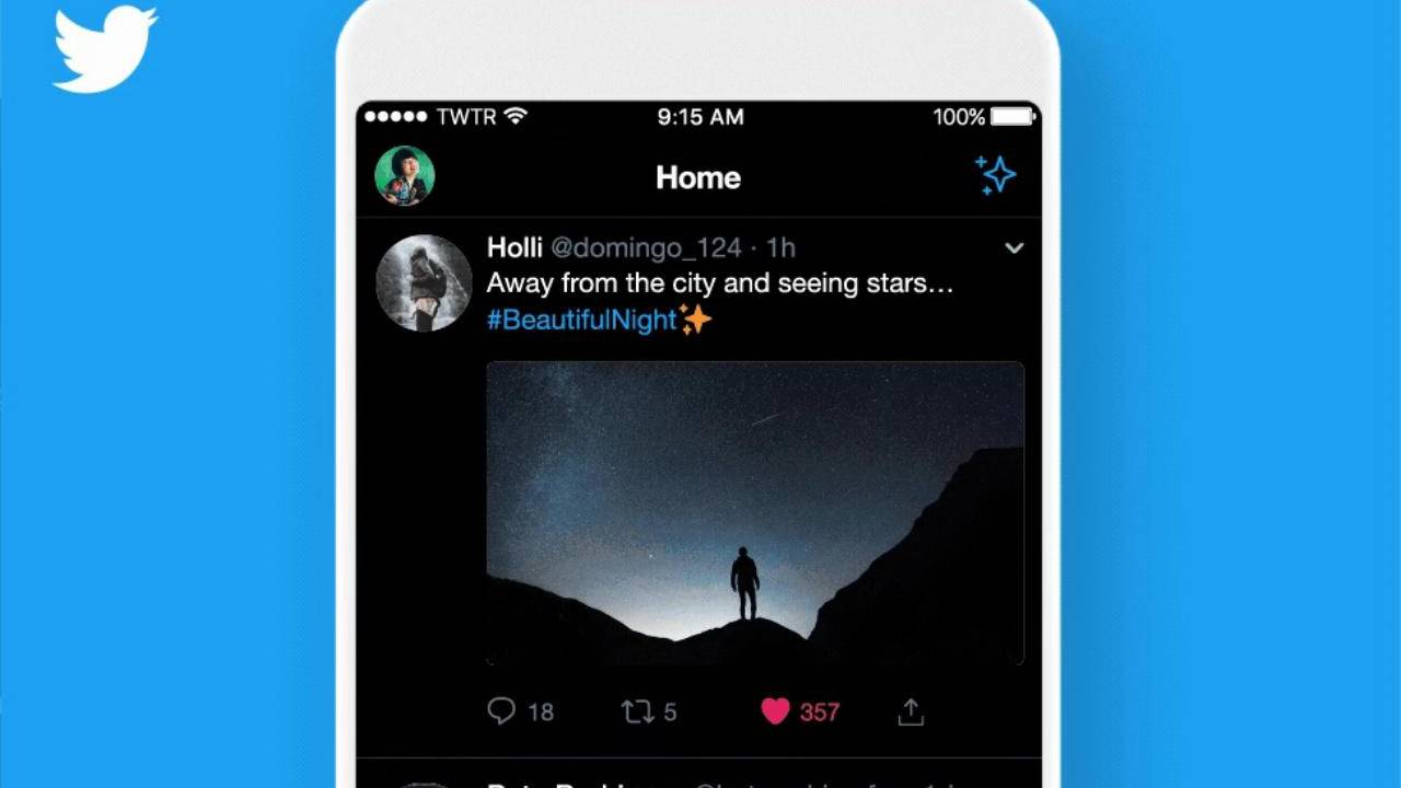 Twitter Lights Out brings a true dark mode to iOS