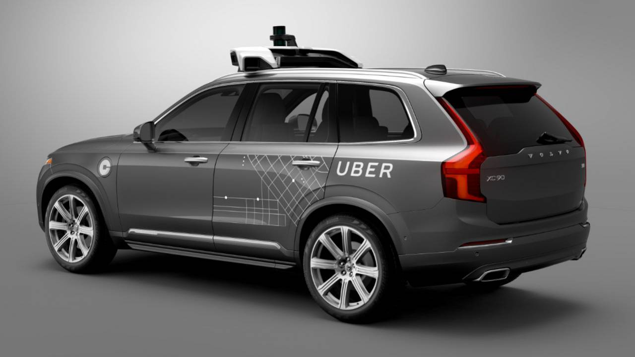 Prosecutors: Uber not criminally liable in autonomous car crash