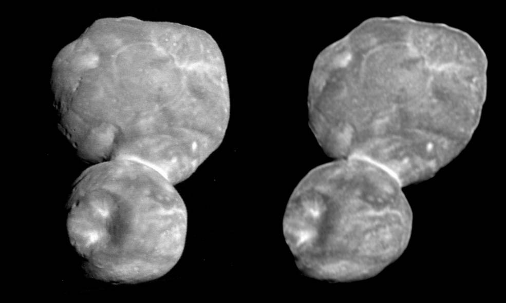 Nasa S Ultima Thule 3d Images Will Make You Go Cross Eyed Slashgear