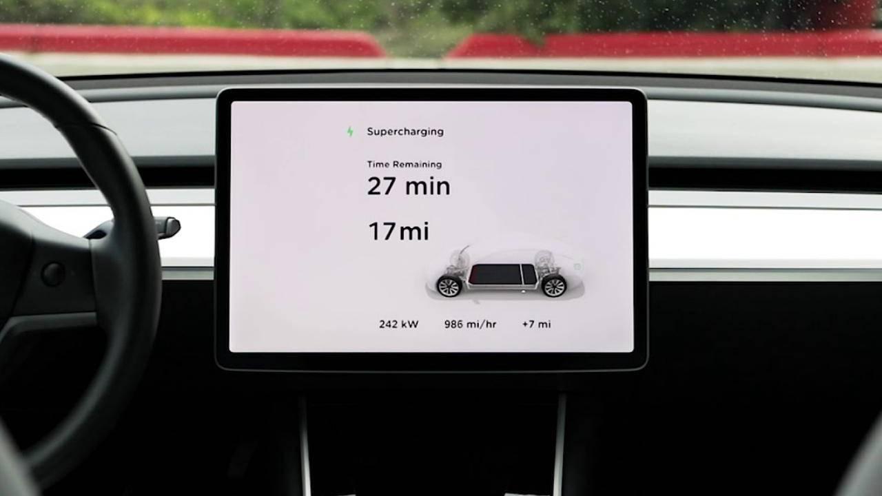 Tesla V3 Supercharging promises 75-mile range in 5 minutes