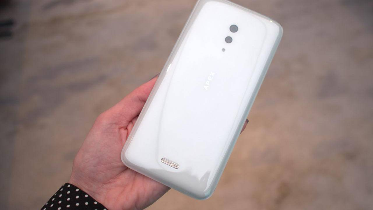 Vivo APEX 2019 concept phone hands-on – A look into Vivo's future devices