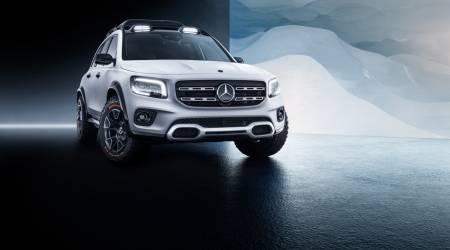 Mercedes-Benz Concept GLB Gallery