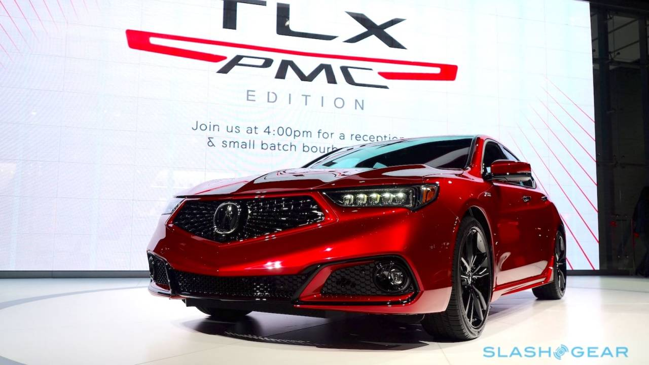 The Secret To Acura S Big Handbuilt Tlx Bet Is Right On The Nose