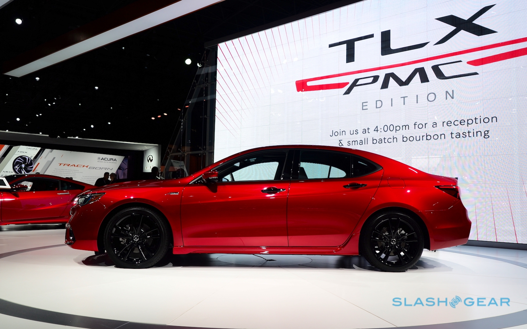 2020 acura tlx pmc edition gallery
