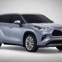 All New 2020 Toyota Highlander Hybrid Improves Fuel
