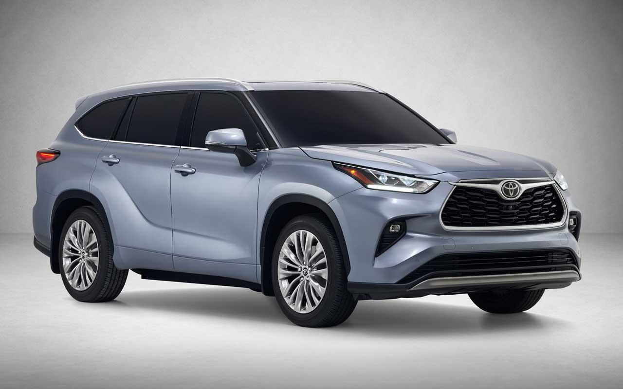 All New 2020 Toyota Highlander Hybrid Improves Fuel Efficiency Slashgear