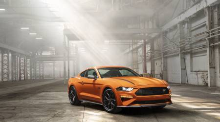 2020 Ford Mustang Gallery