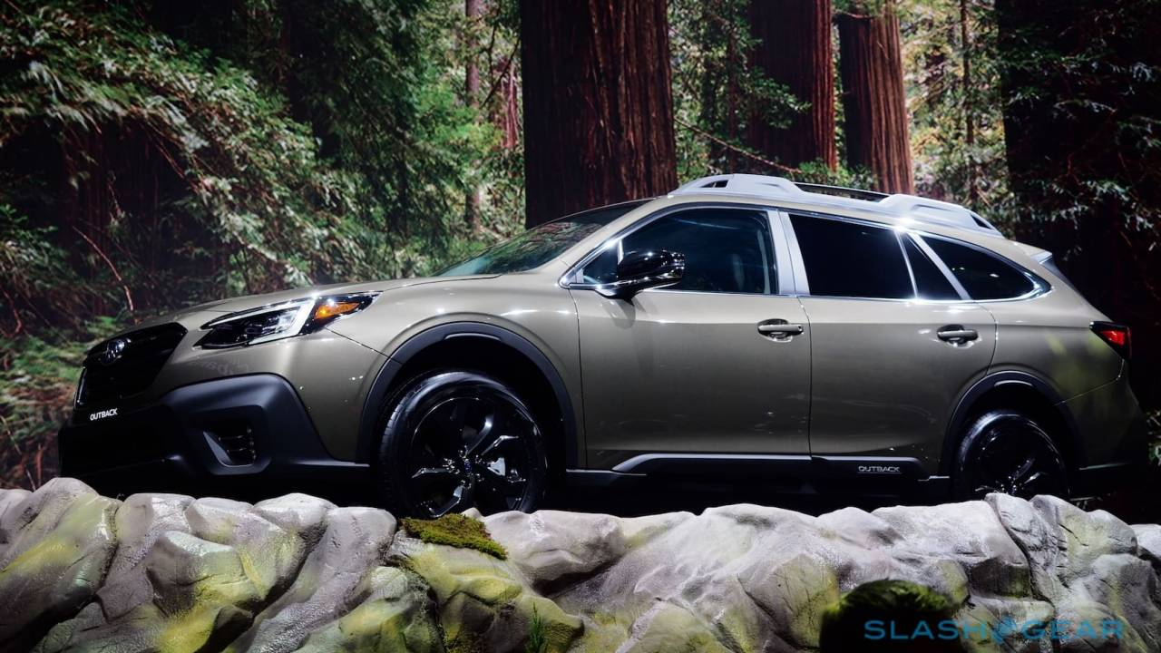 2020 Subaru Outback adds turbo and huge touchscreen to fan-favorite