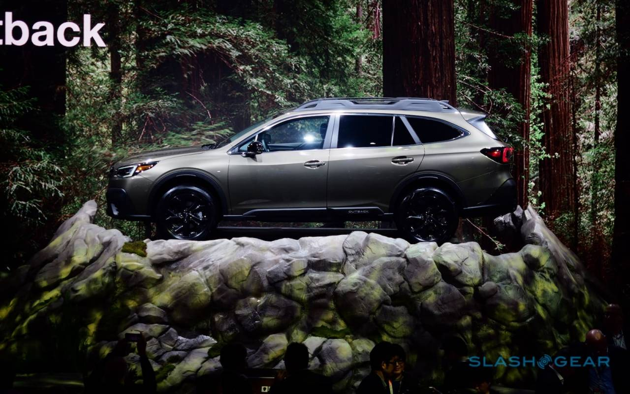 2020 Subaru Outback Adds Turbo And Huge Touchscreen To Fan