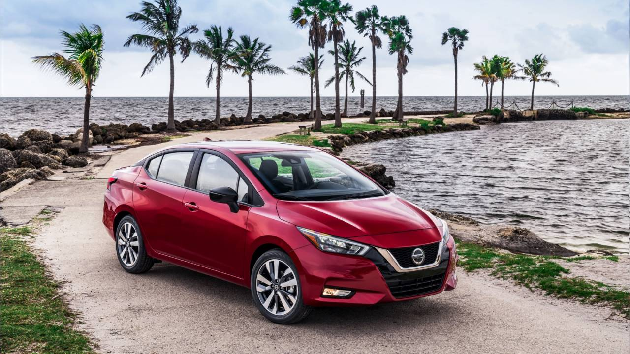 2020 Nissan Versa adds style and tech to popular subcompact