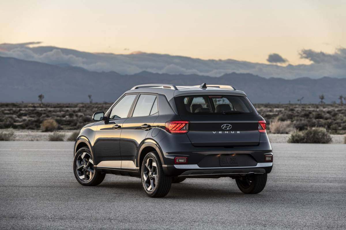 2020 Hyundai Venue Shrinks The Suv And Its Price Tag Slashgear