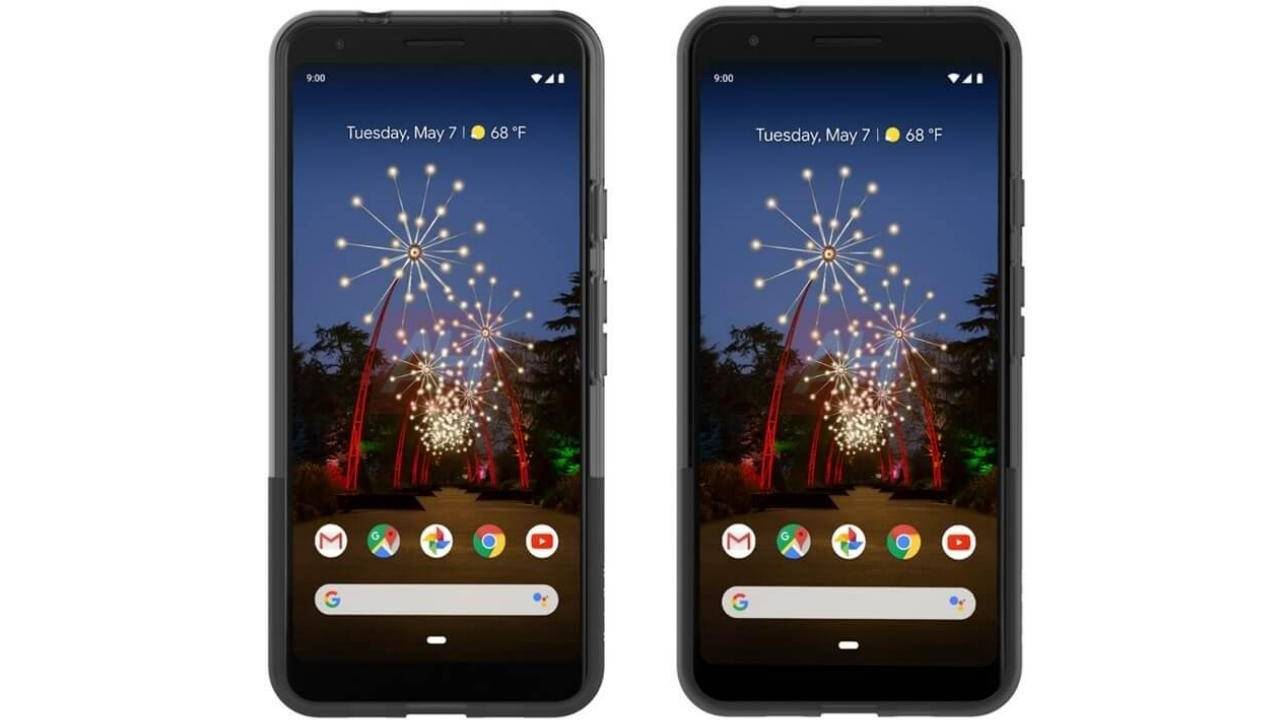 Pixel 3a and 3a XL renders won't win design awards